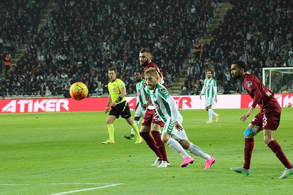 Torku Konyaspor-Trabzonspor maçı 13