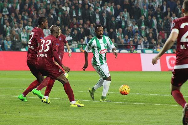 Torku Konyaspor-Trabzonspor maçı 16
