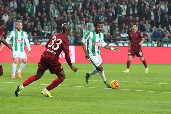 Torku Konyaspor-Trabzonspor maçı 17