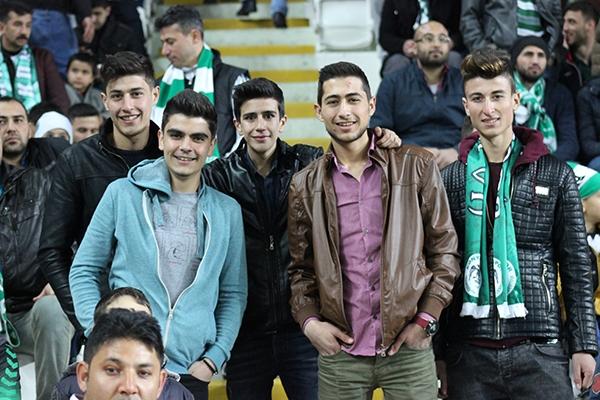 Torku Konyaspor-Trabzonspor maçı 19