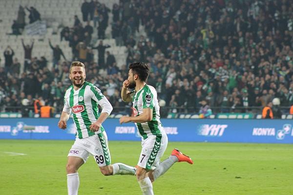 Torku Konyaspor-Trabzonspor maçı 20