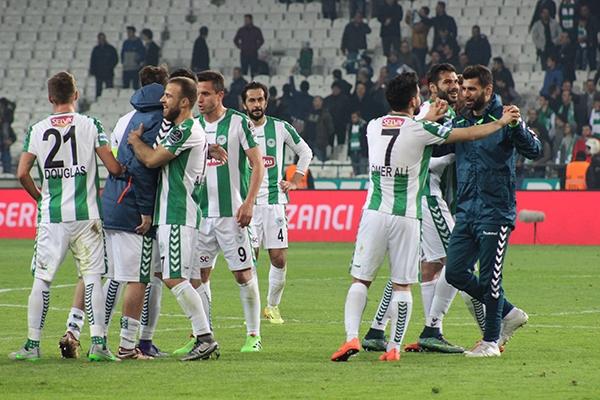Torku Konyaspor-Trabzonspor maçı 21