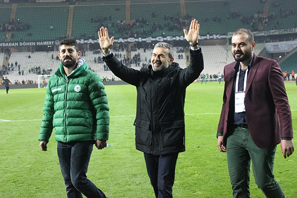 Torku Konyaspor-Trabzonspor maçı 3