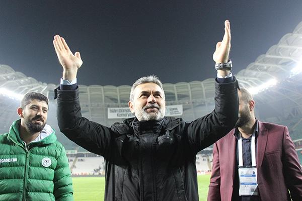 Torku Konyaspor-Trabzonspor maçı 4