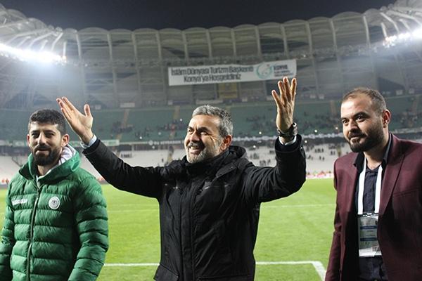 Torku Konyaspor-Trabzonspor maçı 6