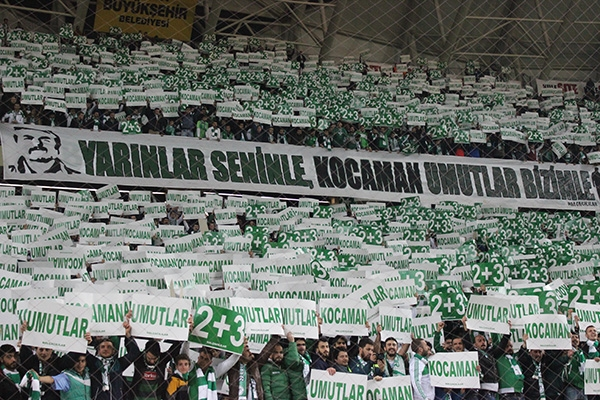 Torku Konyaspor-Trabzonspor maçı 8