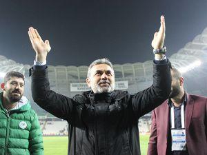 Torku Konyaspor-Trabzonspor maçı