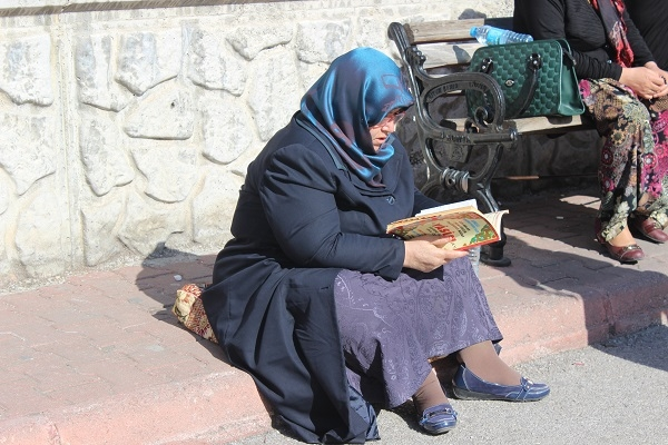 Konya'da YGS manzaraları 1