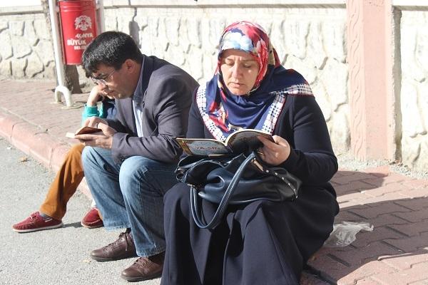Konya'da YGS manzaraları 3