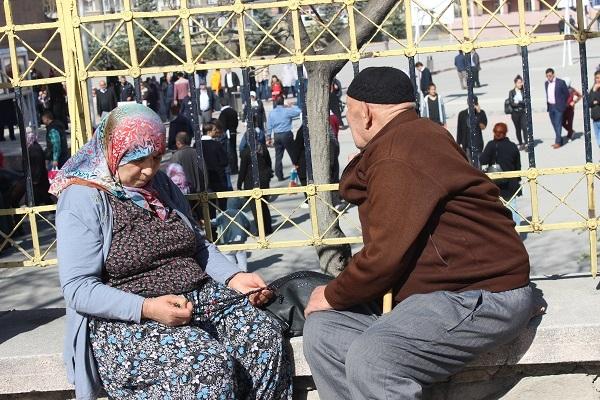 Konya'da YGS manzaraları 6