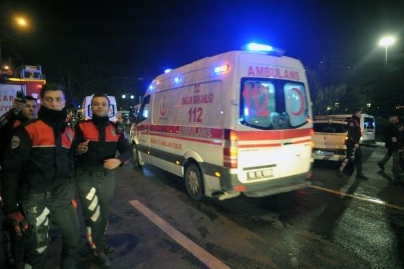 Ankara'da büyük patlama! 11