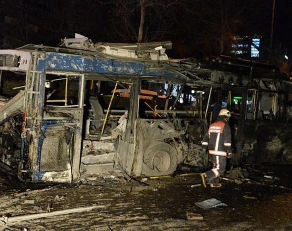 Ankara'da büyük patlama! 6