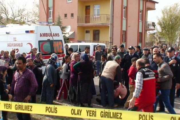 Aksaray'dan acı haber: 2 çocuk yanarak can verdi 1
