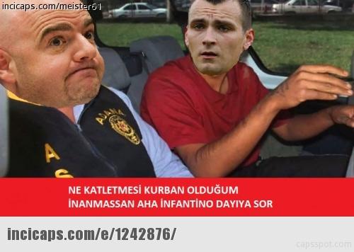 Fenerbahçe yenilince capsler patladı 2