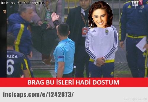 Fenerbahçe yenilince capsler patladı 3