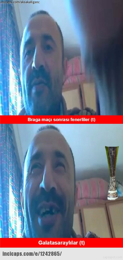 Fenerbahçe yenilince capsler patladı 4