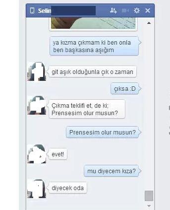 Birbirinden Komik Whatsapp Diyalogları 10