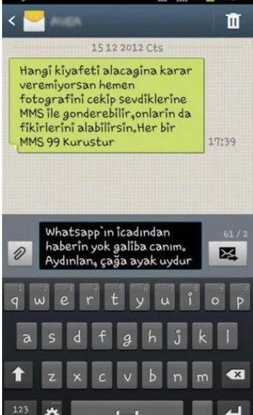 Birbirinden Komik Whatsapp Diyalogları 11
