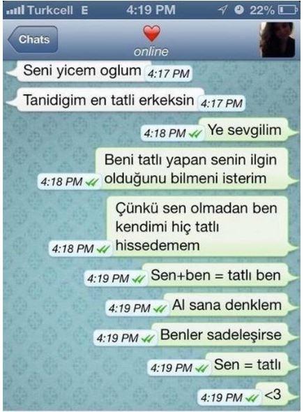Birbirinden Komik Whatsapp Diyalogları 12
