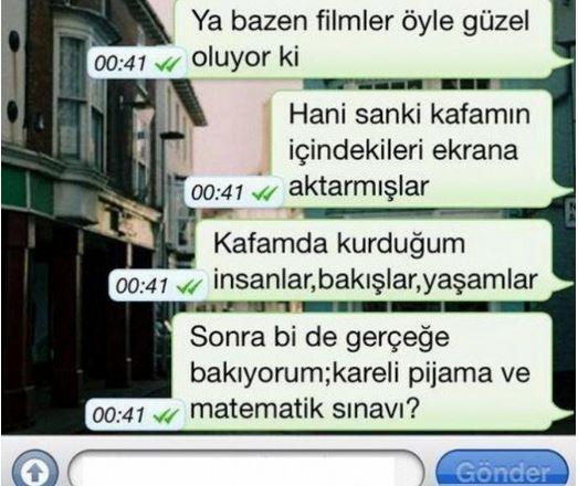 Birbirinden Komik Whatsapp Diyalogları 18
