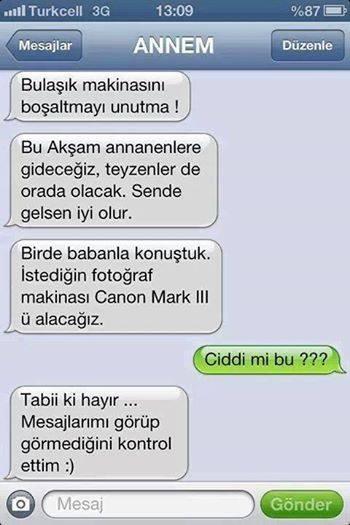 Birbirinden Komik Whatsapp Diyalogları 2