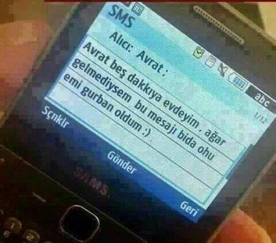 Birbirinden Komik Whatsapp Diyalogları 5