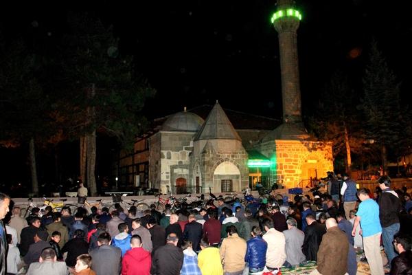 Konya'da Regaip Kandili 11