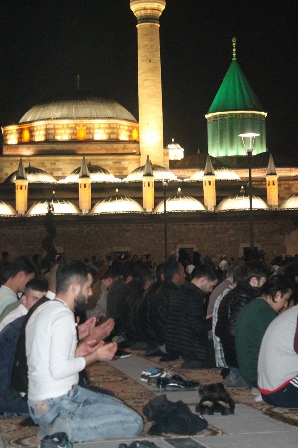 Konya'da Regaip Kandili 14