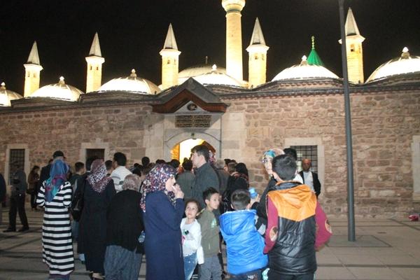 Konya'da Regaip Kandili 15