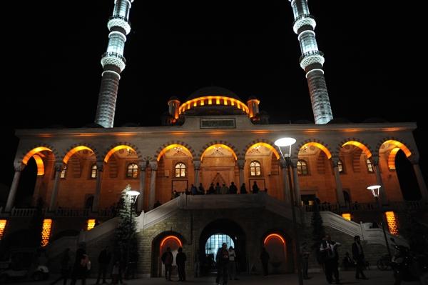 Konya'da Regaip Kandili 3