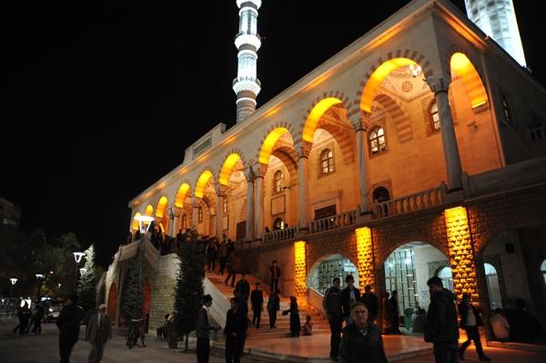 Konya'da Regaip Kandili 4