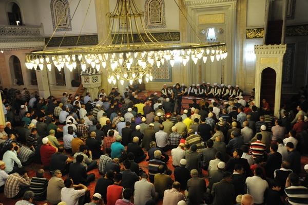 Konya'da Regaip Kandili 8