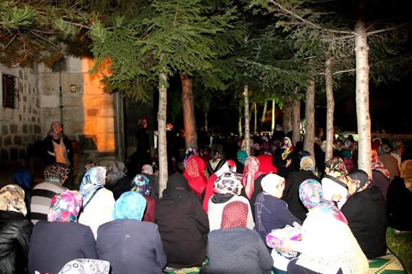 Konya'da Regaip Kandili 9