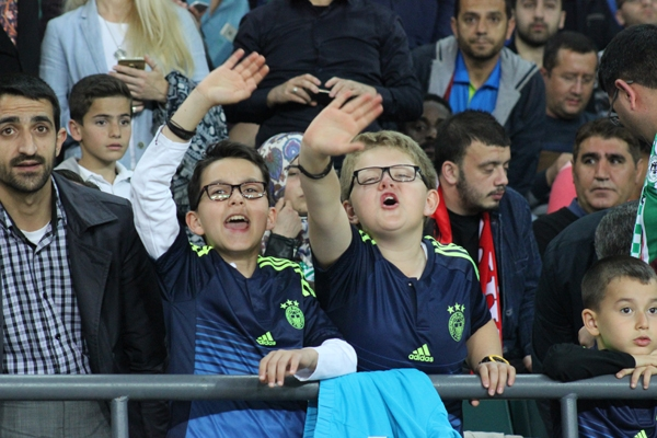Fenerbahçe maçının fotoromanı burada 19