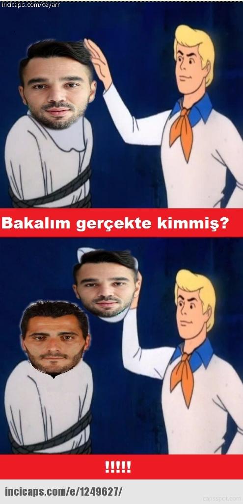 Galatasaray-Fenerbahçe derbisinin Caps'leri 10
