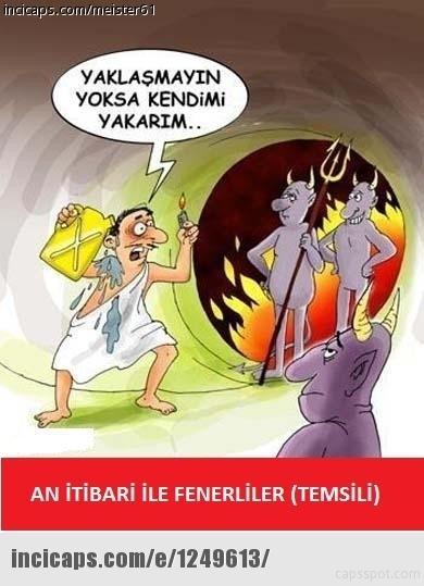 Galatasaray-Fenerbahçe derbisinin Caps'leri 15
