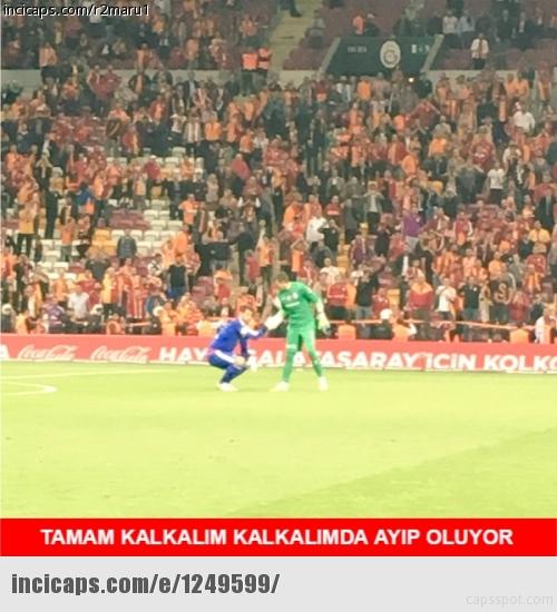 Galatasaray-Fenerbahçe derbisinin Caps'leri 18