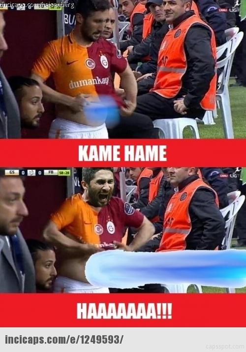 Galatasaray-Fenerbahçe derbisinin Caps'leri 19