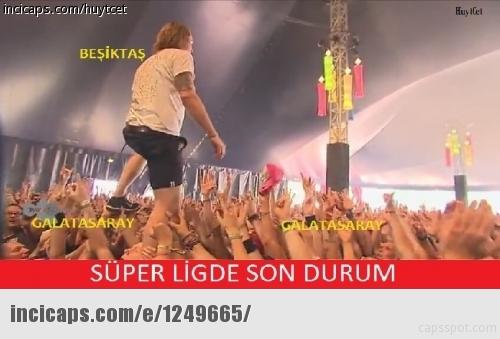 Galatasaray-Fenerbahçe derbisinin Caps'leri 4