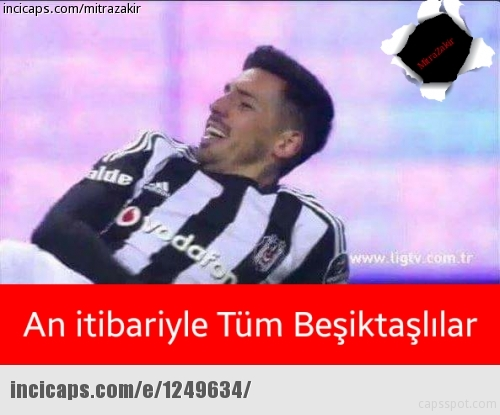 Galatasaray-Fenerbahçe derbisinin Caps'leri 9