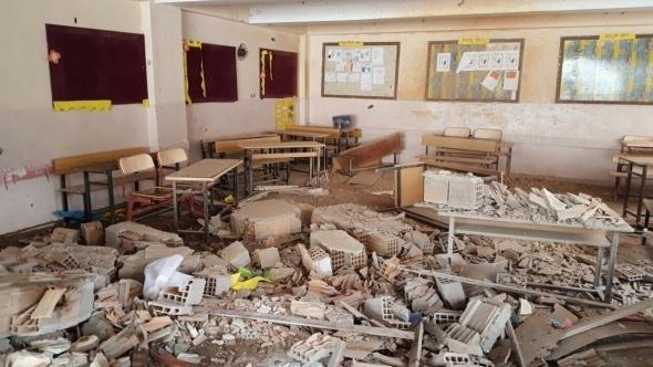 Teröristler okul, cami dinlemiyor! 1