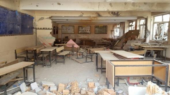 Teröristler okul, cami dinlemiyor! 7