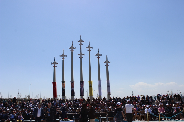 Türk Yıldızları Parkı açıldı 10