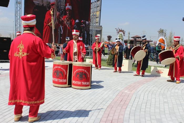 Türk Yıldızları Parkı açıldı 11
