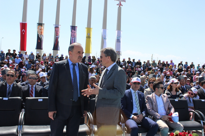 Türk Yıldızları Parkı açıldı 18