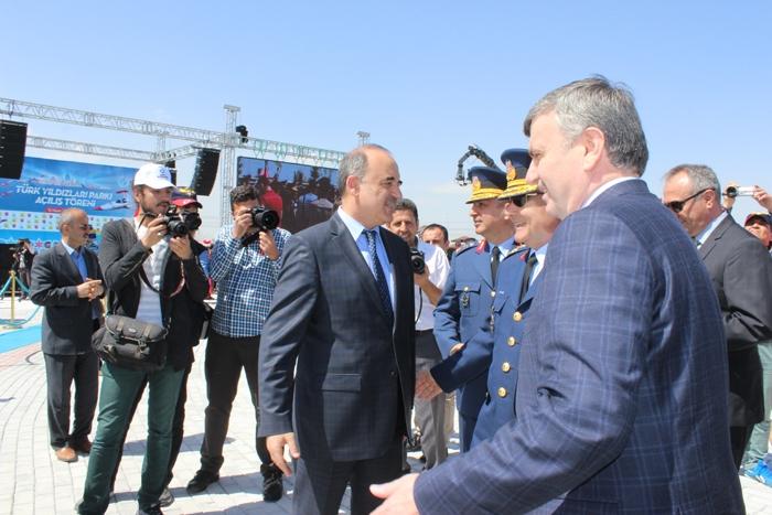 Türk Yıldızları Parkı açıldı 19