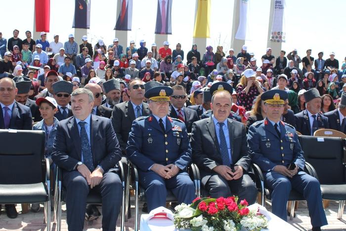 Türk Yıldızları Parkı açıldı 20