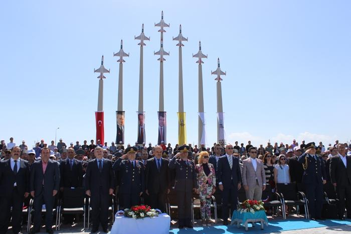 Türk Yıldızları Parkı açıldı 21