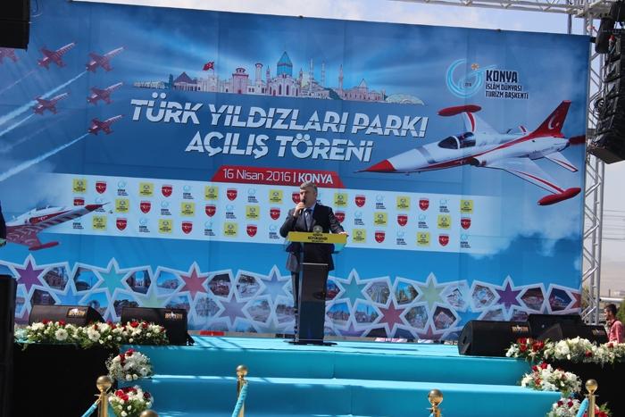 Türk Yıldızları Parkı açıldı 22