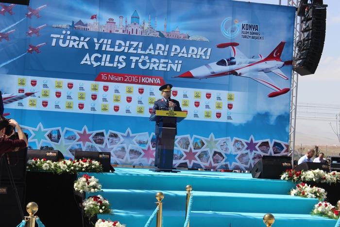 Türk Yıldızları Parkı açıldı 24